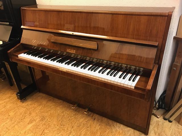 Geyer Klavier Modell 109 gebraucht
