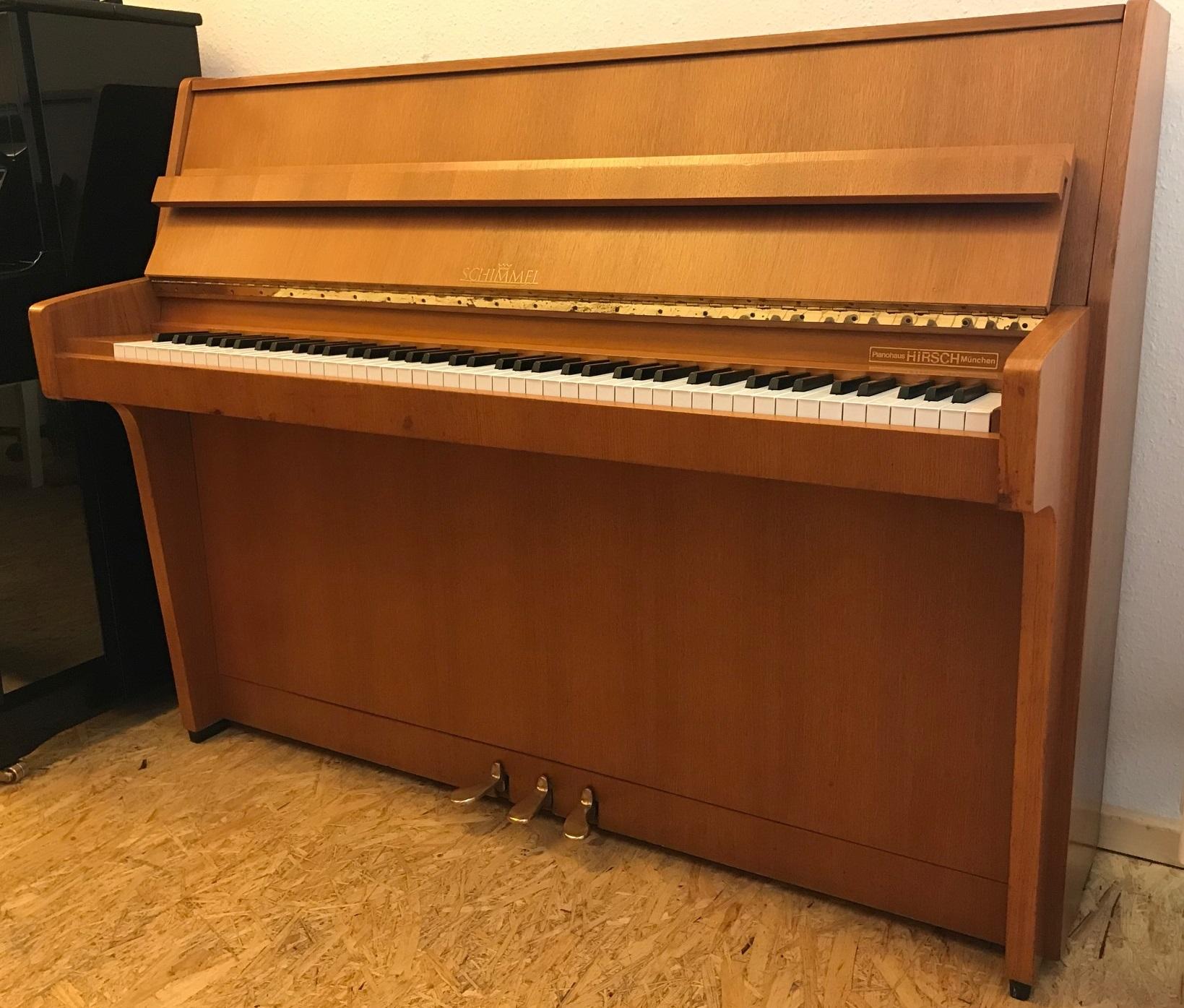 Schimmel-Klavier Modell 109 gebraucht