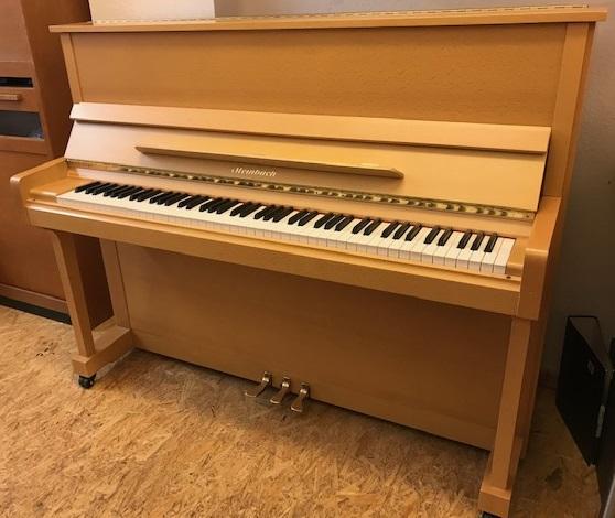 Steinbach-Klavier Mod. 119 Buche satiniert