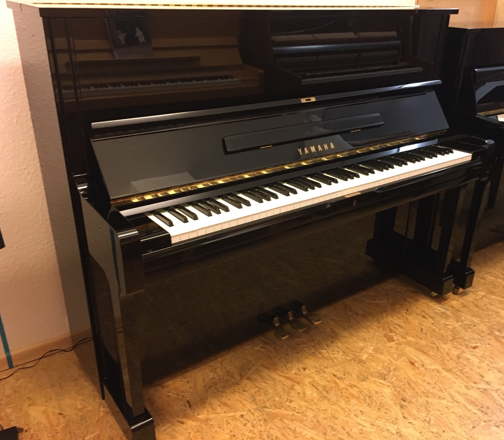 Yamaha U1 gebraucht Klaviergeschäft Berlin